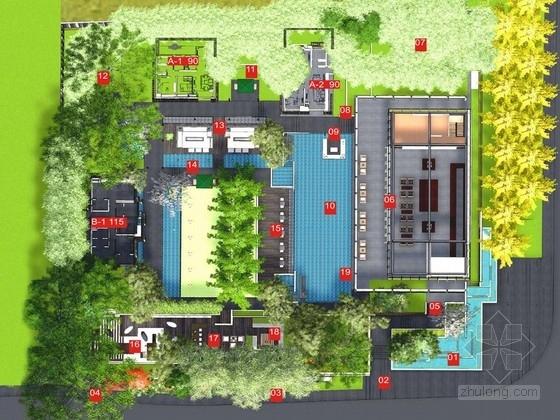 [杭州]未来高品质居住区规划设计方案