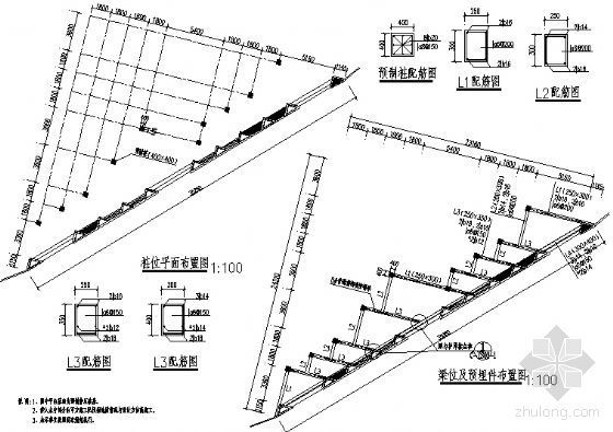 木制亲水平台施工图-3