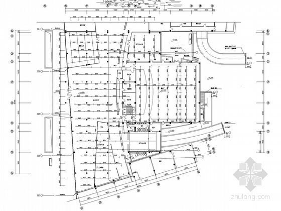 [江苏]综合服务中心楼室内给排水施工图纸