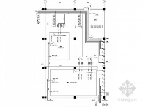水泵房及水箱等设备房详图