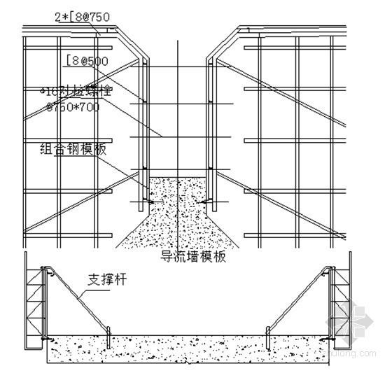 坞墩施工图