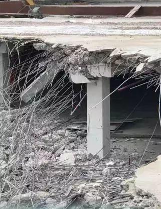 中山地库坍塌事故:设计审图施工监理方4人被停止1年执业资格_5