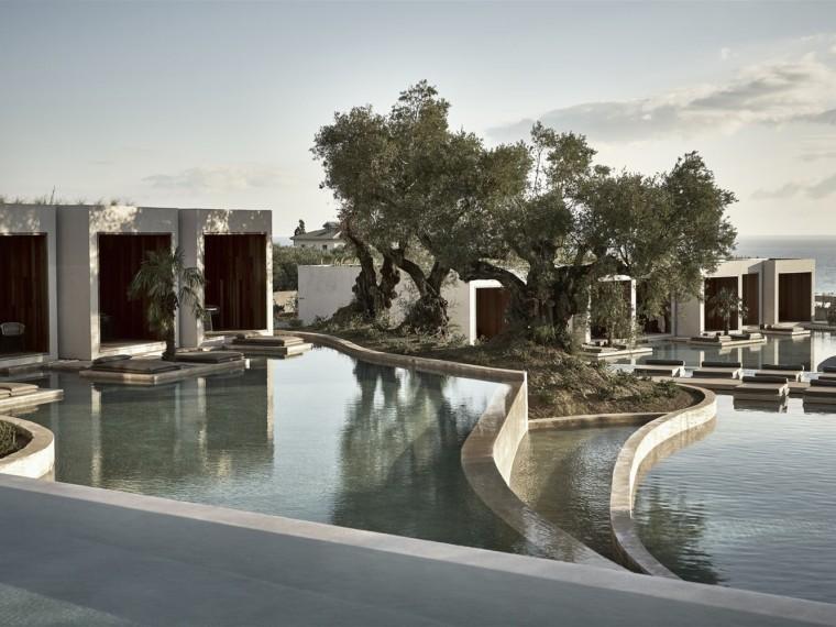 希腊Olea全套房酒店