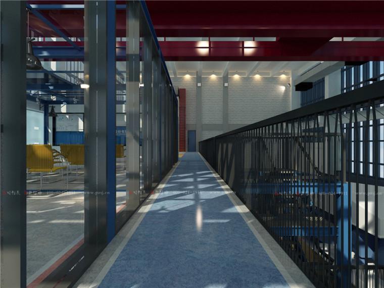 中国国电龙源集团江苏分公司科研培训实验基地办公室设计-7.jpg