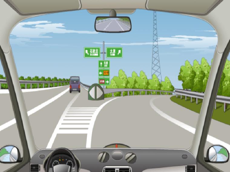 城市道路与立体交叉之匝道设计