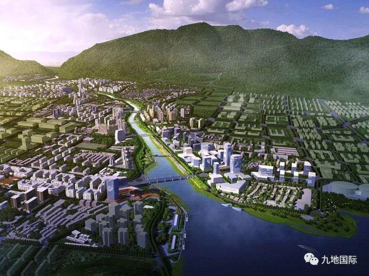 城市规划 | 大理市下关西洱河两岸整体规划设计