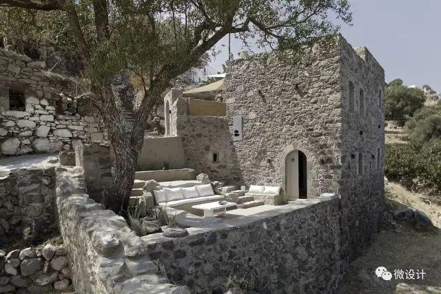 石头房子做民宿,越原始,越受欢迎