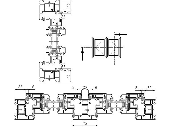 实德型材门窗制作与安装规范手册_3