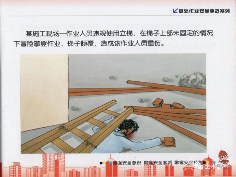 大用系列,建筑施工现场安全知识画册之高处作业_72