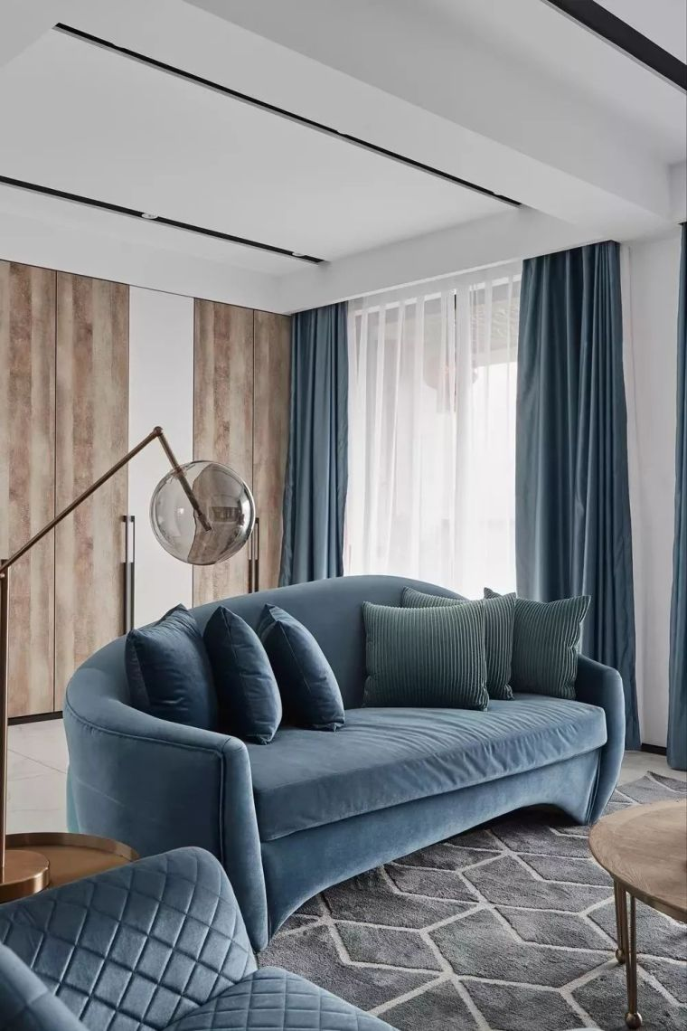2019年灰色的最新家装设计搭配_16