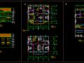农村两层楼别墅设计方案附带庭院简单布局