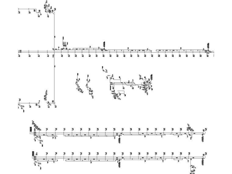 [湖北]武汉海联大厦全套施工图(包括室内生活给排水系统、室内消火栓给水系统、自动喷淋给水系统、气体灭火系统及建筑灭火器配置)