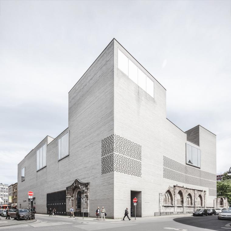 德国科隆柯伦巴艺术博物馆