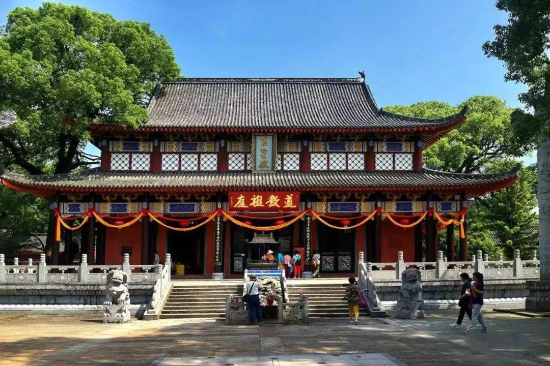 中国建筑四大类别:民居、庙宇、府邸、园林_17