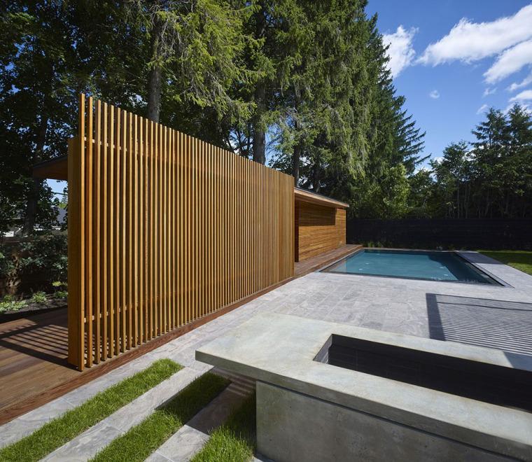 加拿大游泳池木屋-7