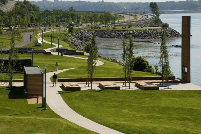 加拿大Promenade Samuel公园