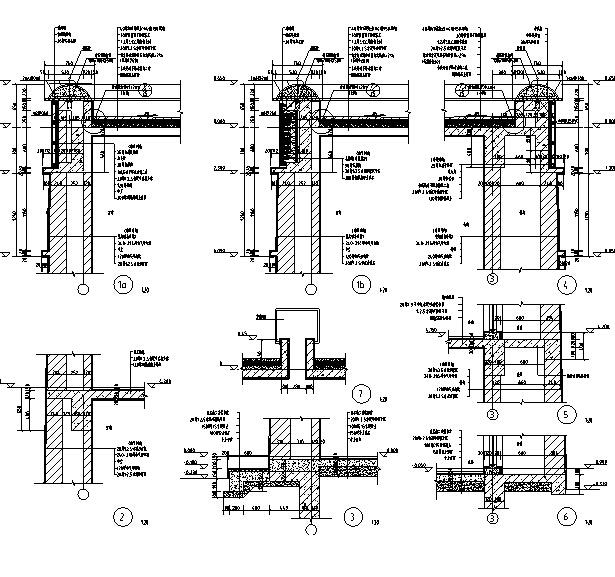 [西藏]高层假日酒店全套施工图(水暖电、结构及室内图纸)_11