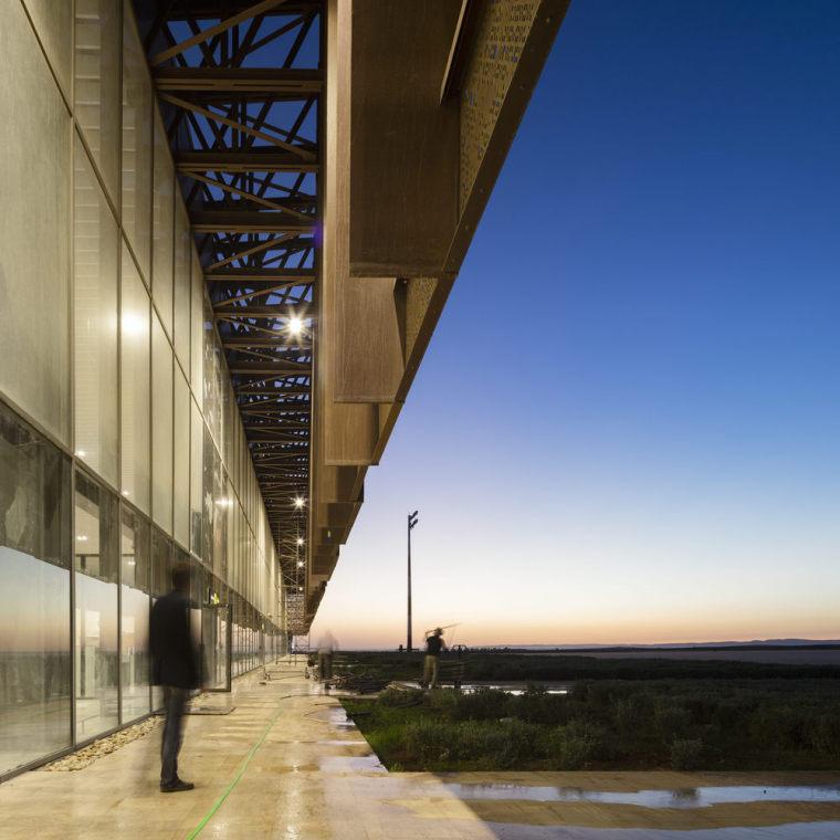 摩洛哥可拓展性盖勒敏机场外部实景图 (17)