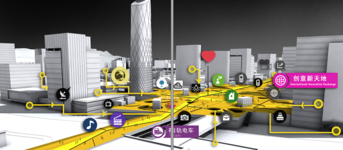 [浙江]多维灵动创意体验空间城市景观规划设计方案_6