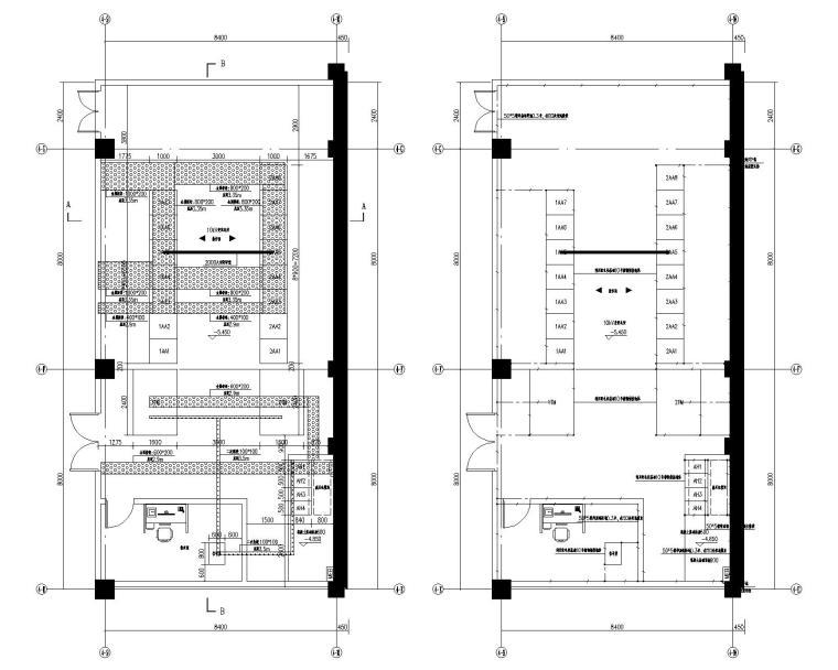 [江苏]某奥体中心体育馆强电施工图纸