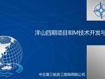 洋山四期项目BIM技术开发与应用