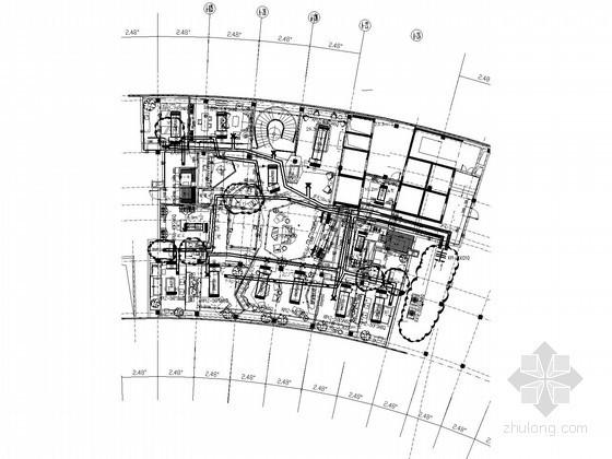 VRV空调酒店资料下载-[黄石]某酒店总统套房VRV系统设计图纸