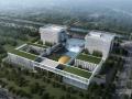 [西安]知名金融集团客服中心办公楼建筑设计方案文本
