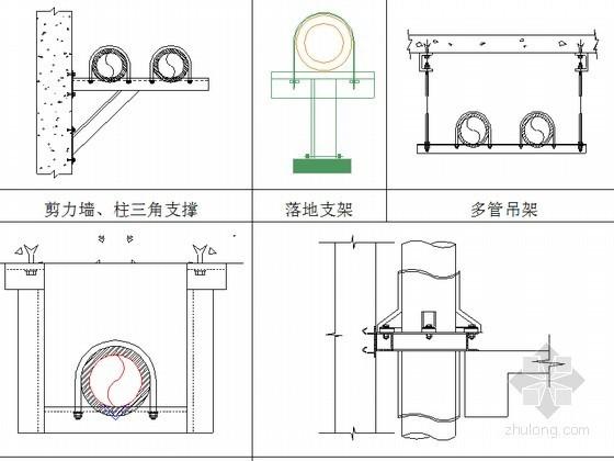 [辽宁]高层住宅别墅群施工组织设计(多图)