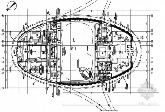 [山西]综合办公楼弱电系统施工图