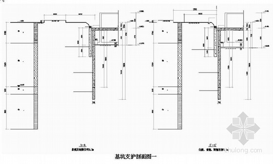 [天津]高层住宅楼深基坑开挖支护及降水施工方案(图文并茂)