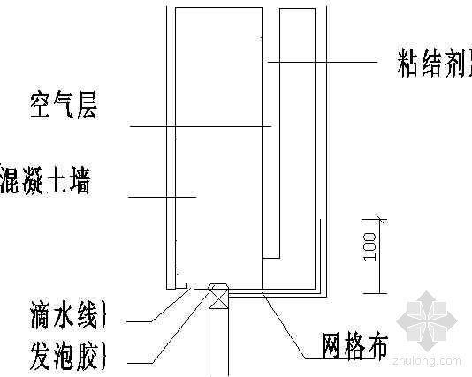 6个保温类cad节点图