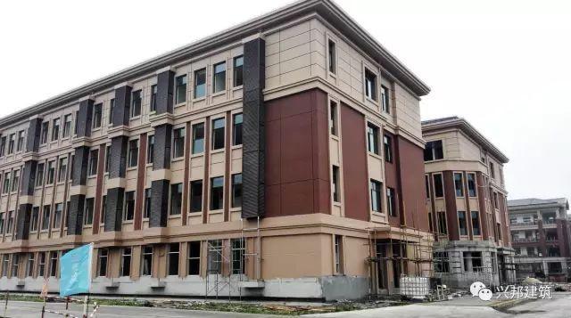 装配式建筑案例赏析-上海市金卫中学迁建工程项目