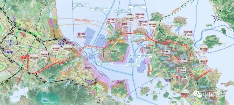 海底高铁!甬舟铁路工程正式上马这些勘察设计细节了解下