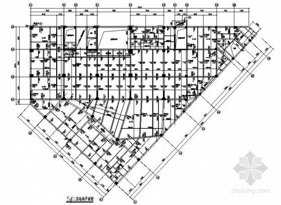 [福建]18层剪力墙结构公寓结构施工图