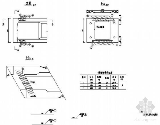 预应力混凝土(简支)空心板设计图纸