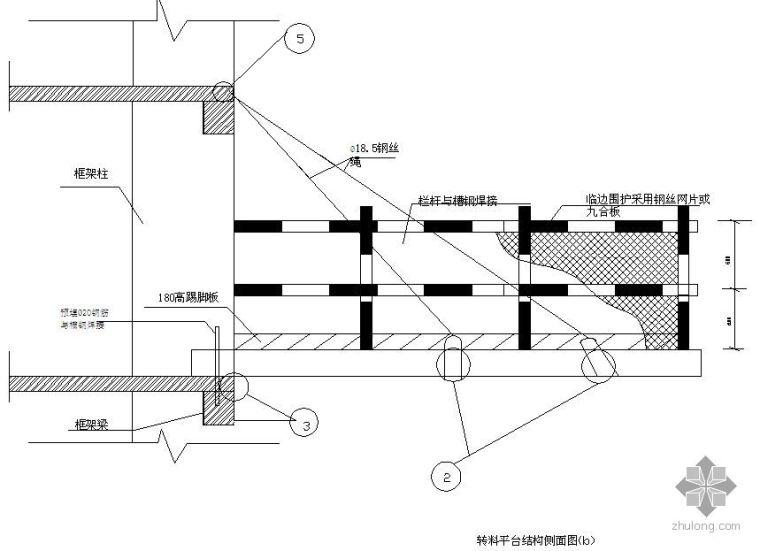 某卸料平台施工方案(计算、详图)