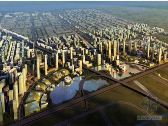 工业园区市政基础设施建设项目投标施工组织设计(路桥涵管网 水利水电)