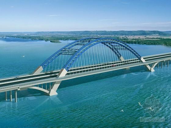 桥梁深水基础及围堰工程安全专项方案(计算书)