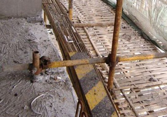 [广东]建筑工程主体外脚手架施工方案