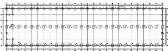 某150X36米钢结构工业厂房结构施工图(吊车梁)