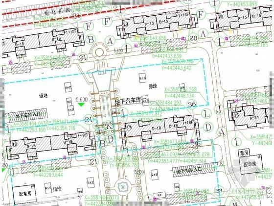[江苏]地下车库基坑放坡开挖专项施工方案