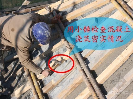 [QC成果]提高大坡度斜屋面混凝土成型质量