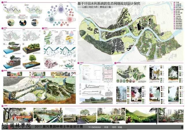 2017届北林风景园林硕士毕业展,或许这就是考不上北林的原因!_26