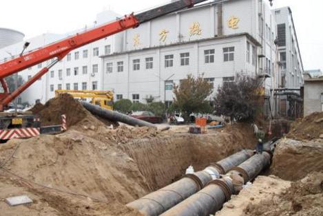 [内蒙古]某综合管网EPC项目施工招标文件(约6500万元,共130页)