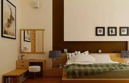 正在流行卧室型的书房!