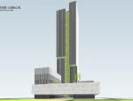 苏州某超高层商业办公酒店综合体绿色建筑设计方案