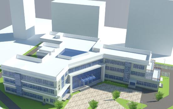 大学针灸推拿学院楼给排水工程预算书