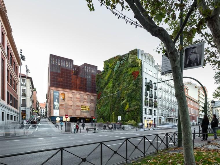 西班牙CaixaForum文化中心