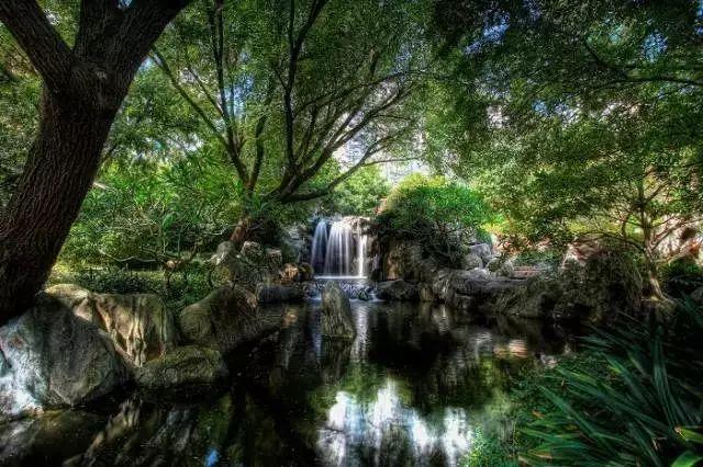 中国园林和日本庭院的六大区别!