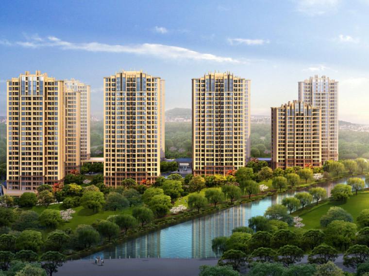 [重庆]住宅小区工程预算书(土建、安装)